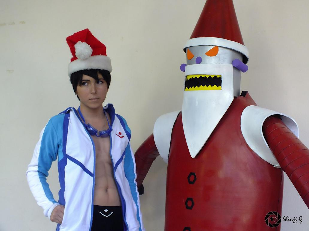 Haruka y Santa by BlogRQ