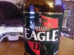 Wells Eagle label