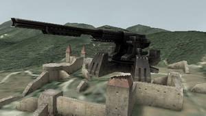 Balaur - Railgun of the Valahia