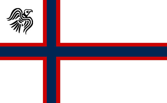 My flag for the North Sea Empire