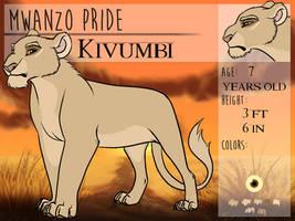 SP - Kivumbi by AnimeFan4Eternity23