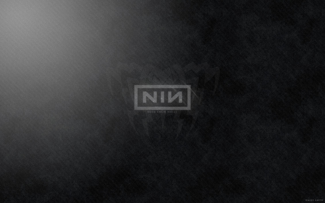 NiN - Nine Inch Nails Wallpape by gunkl