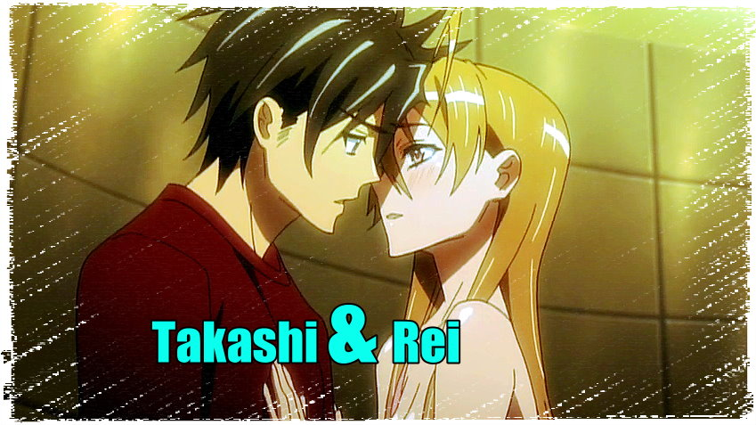 Takashi and Rei by Amb...