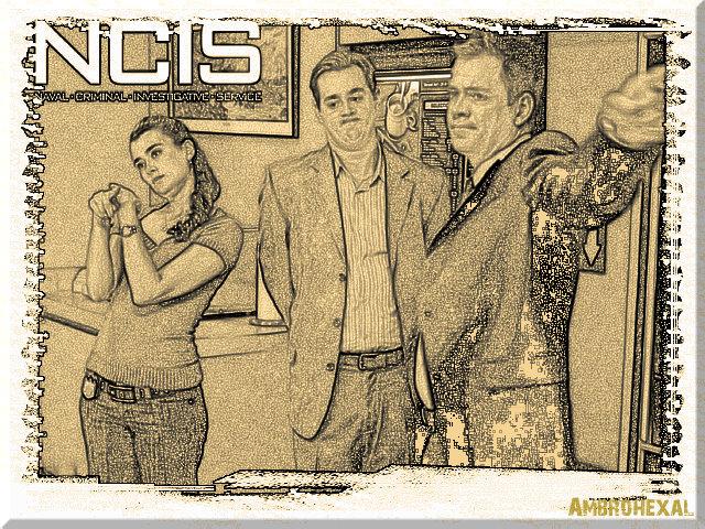 NCIS x3 by Ambrohexal