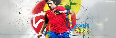 Carles Puyol by JayLuv