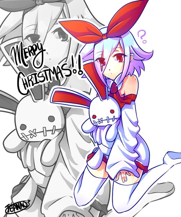 Merry Christmas! by AnamNesisX