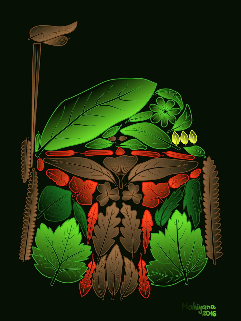http://pre06.deviantart.net/dbf5/th/pre/i/2016/248/e/0/boba_fett_s_helmet_leaf_pattern_by_mahiyanacarudla-dagl5un.png