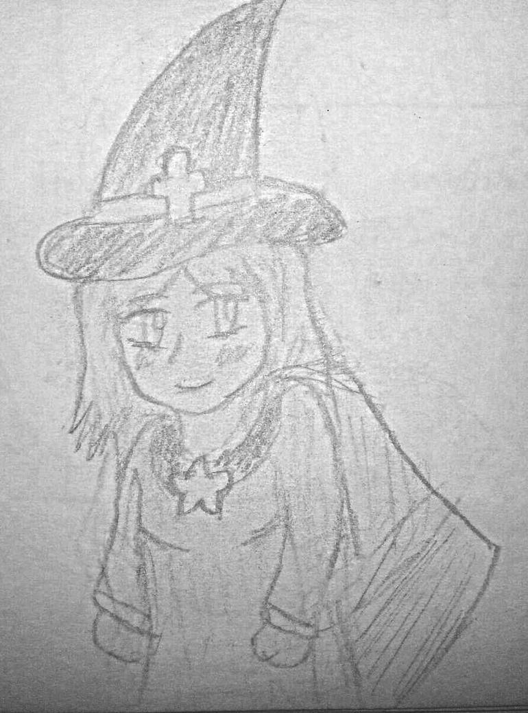 Witch Doctor Kaneko  - Sketch by Kinjo-Goldbar