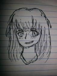 Pretty Girl by Kinjo-Goldbar