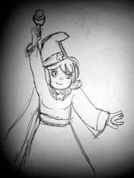 Witch Doctor Kaneko - Debug by Kinjo-Goldbar