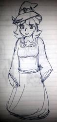 Witch Doctor Kaneko by Kinjo-Goldbar