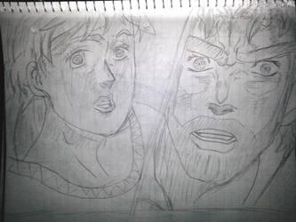 Holly and Joseph by Kinjo-Goldbar
