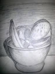 Food Bowl by Kinjo-Goldbar