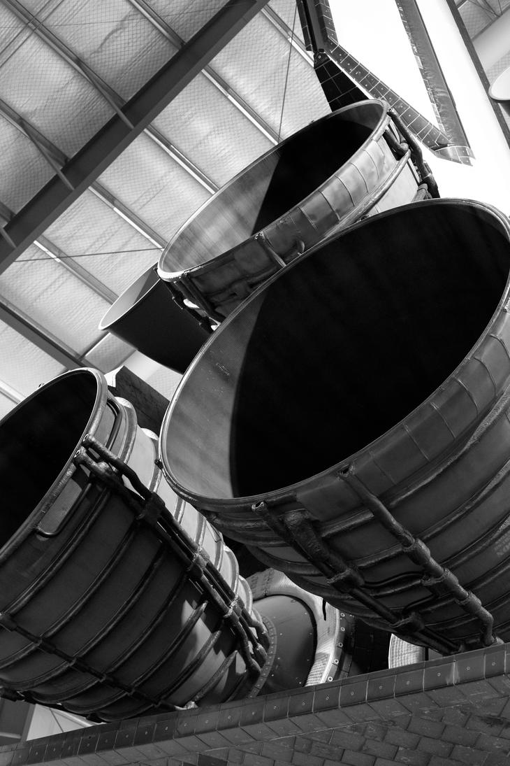 Endeavour Thrusters by xraystyle