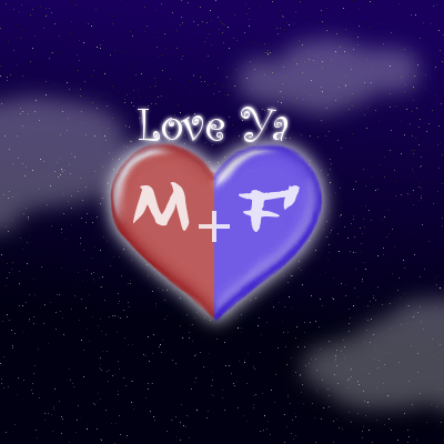 M and f by bluedrive on deviantart m and f by bluedrive thecheapjerseys Image collections