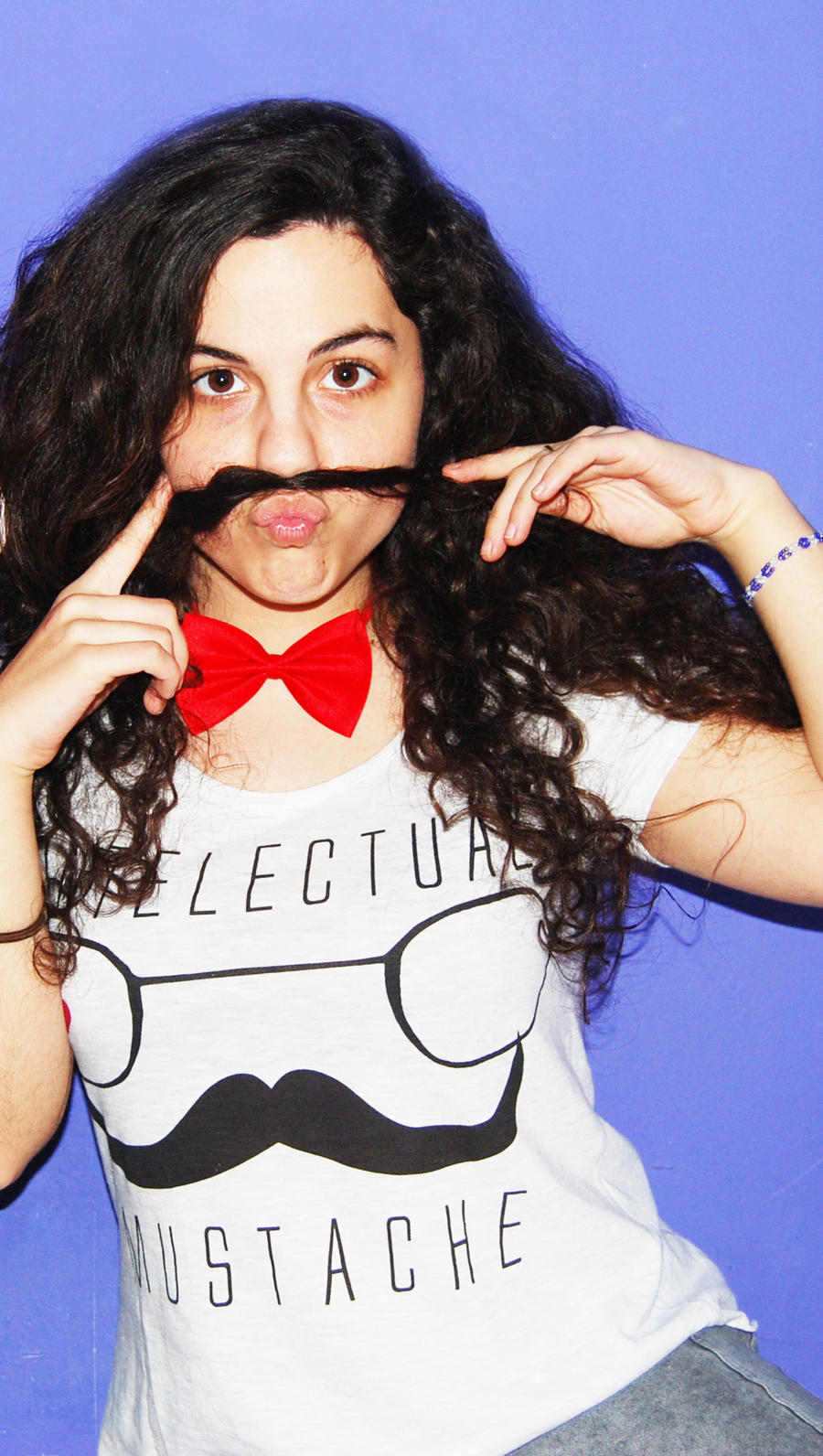 Mustache by Albarose7
