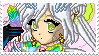Tempestmoon Chibimoon Stamp by JATGProductions