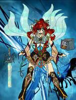Rhiannon Ren - Spirit Form TM by JATGProductions