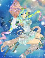 Rhiannon Ren - Dream Form TM by JATGProductions
