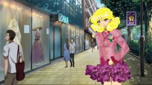 Persona 4 Style Minako's Mother Hayako Color