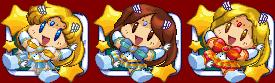 COM: CatDarkEyes' SailorWarriors Present from Toto by JATGProductions