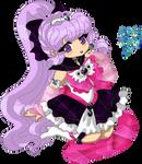 Art Trade - Blackmoon for Ayachi-chan