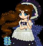 ChristmasGift- Princess Seren for Sailorsilverstar