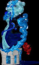 P4 - Ami Mizuno's Persona Fontaserena Bright Water