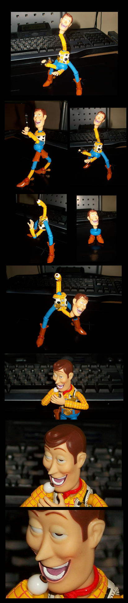 The Many Forms Of Woody by Zeurel