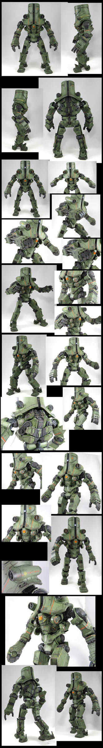 Cherno Alpha - Plamax Model kit - Painted build