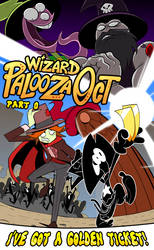 WIZARD PALOOZA OCT - Audition Cover