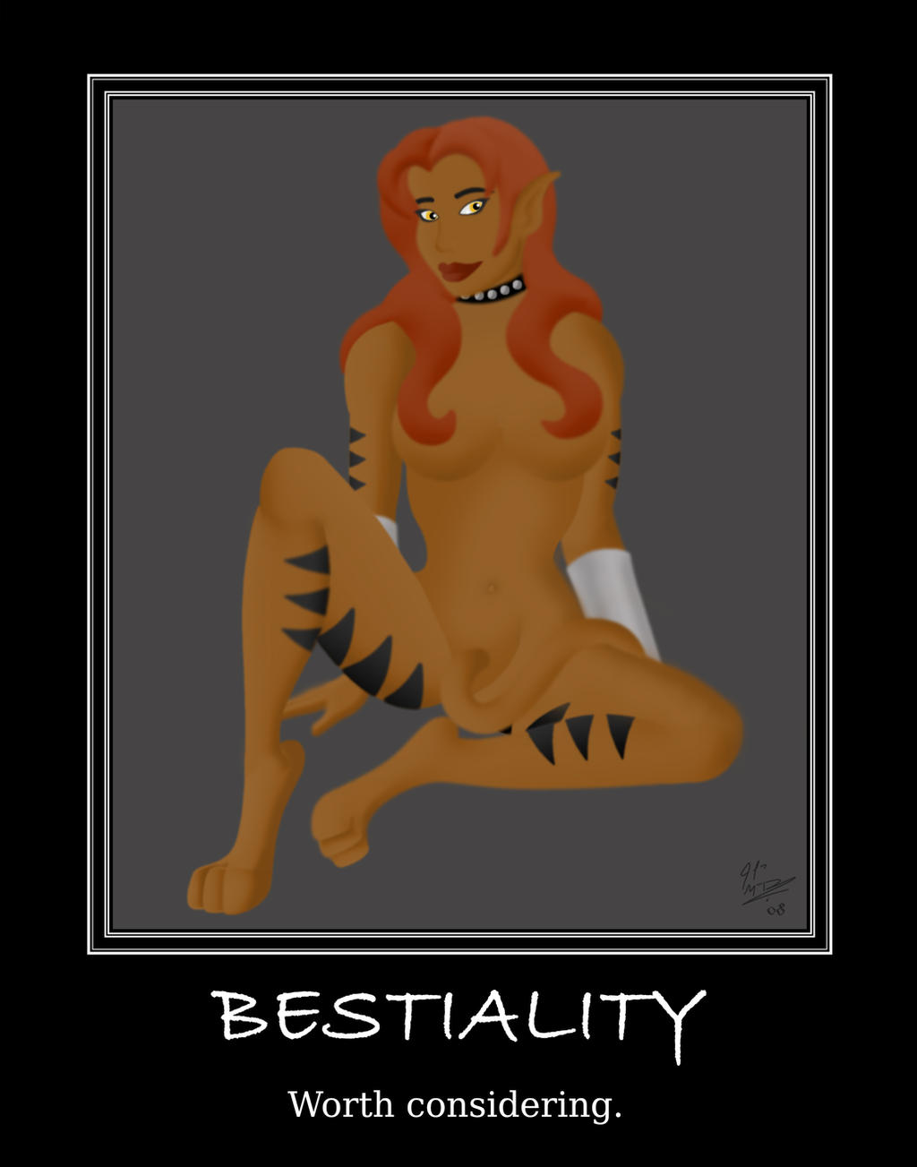 Bestiality online nude movie