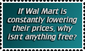 Wal Mart's Prices by JLMacDonald