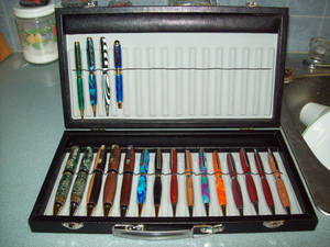 Updated Pen Collection