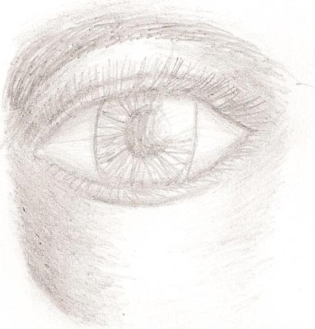 Another Open Eye sketc...
