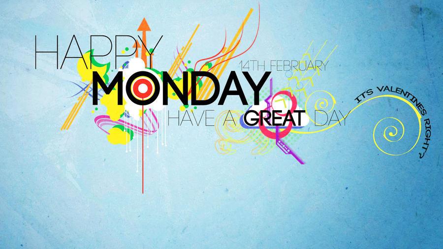 Happy monday by freyabigg on deviantart happy monday by freyabigg voltagebd Gallery