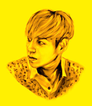 T.O.P Speed Painting