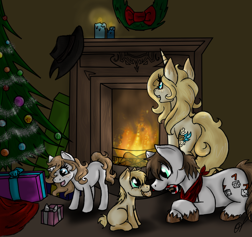 ~Merry Christmas~ by Shinx07