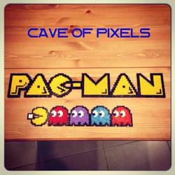 Pac Man sprites