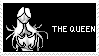 [OFF] the Queen stamp by EdgyStamps