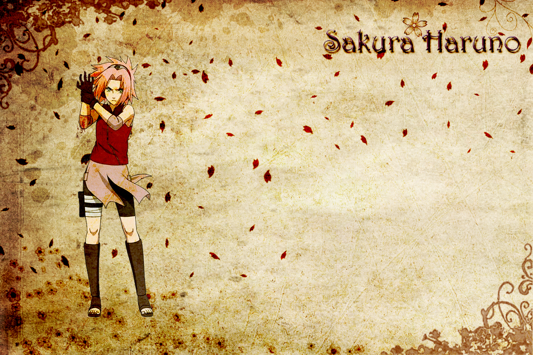 sakura haruno wallpapers. Sakura Haruno Wallpaper by