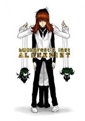 Bucharest's Last Alchemist by 6lin