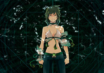 CIRCRUSH feat GUMI - Crystalline by 6lin