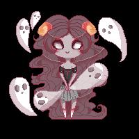 spooky by peachyelf