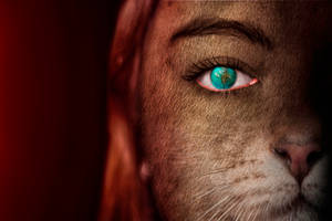 CatGirl Photomanipulation