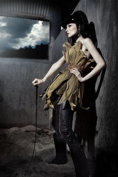 couture rider by ~robinpika on deviantART :  photography contemporary art