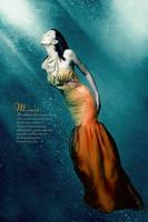 mermaid by robinpika