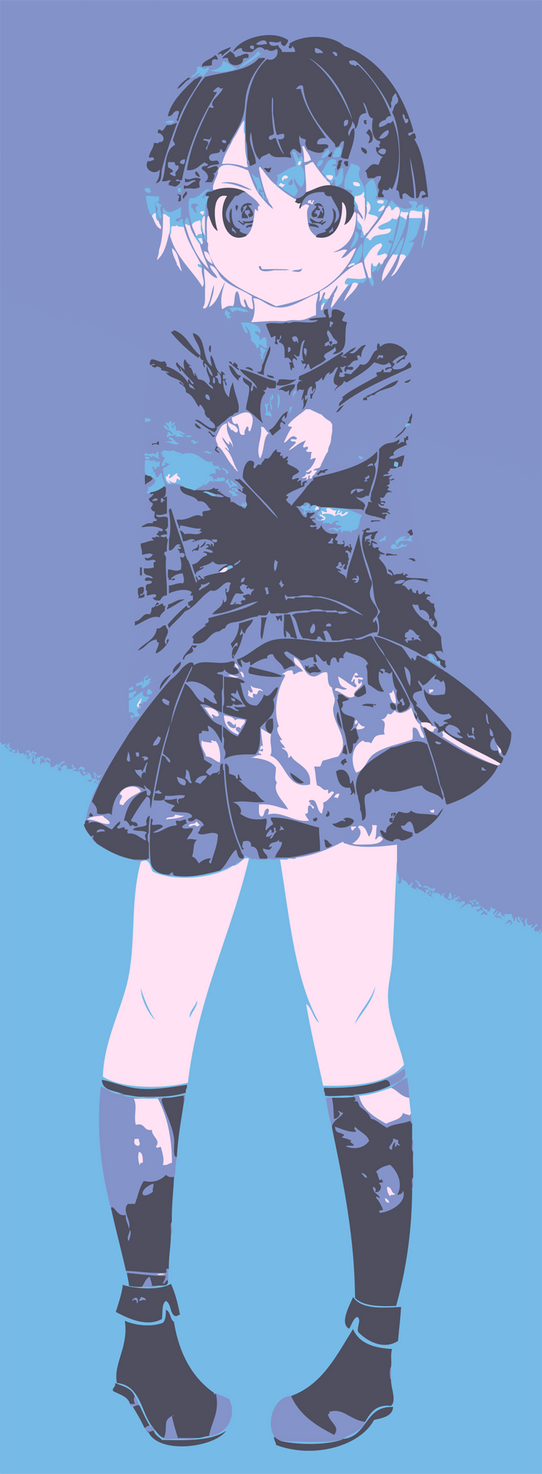 Art to Hannun's :3 by GasaiYoshi