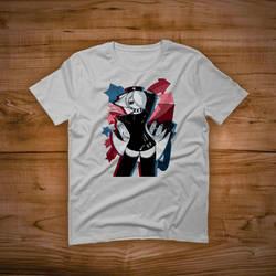Tshirt Design by GasaiYoshi
