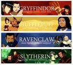 Avatar - Hogwarts Houses